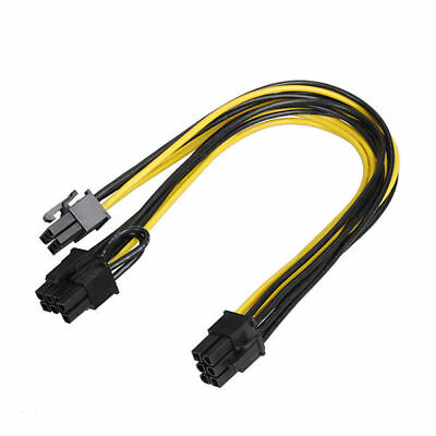 6 PIN Graphics Card Cable for EXP GDC Beast Laptop External Independent Video Ca
