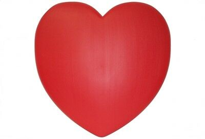 Union Products Unlighted Red Valentine's Heart Blow Mold