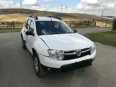 Dacia DUSTER 1.5DCI 110 AMBIANCE 2013 (13) DAMAGED REPAIRABLE