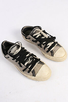 150c0004a302 Converse Chuck Taylor Low Top Sneakers Vintage - UK 9 Multi - S205