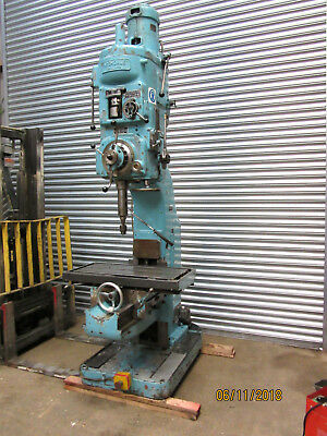 ARCHDALE 5 MORSE TAPER HEAVY DUTY PILLAR DRILL. Price Inc.vat.