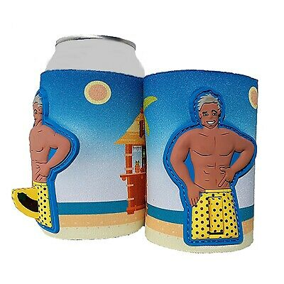 Woody The Dick Man Can Cooler Huggie Adult Novelty Gag Gift