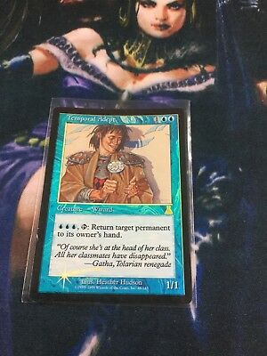 Condition MTG URZA/'S DESTINY Excellent Temporal Adept