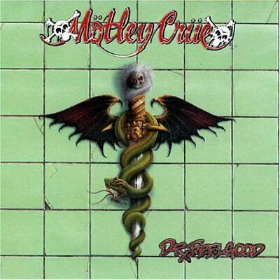 Motley Crue : Dr. Feelgood CD
