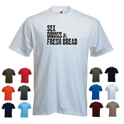 Baker Mens Personalised T-Shirt Baking Cooking Bakers Cake Bread Gift Idea Funny