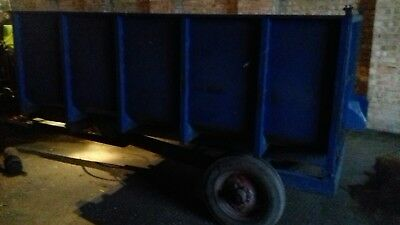 3.5 Tonne Grain / Feed Trailer