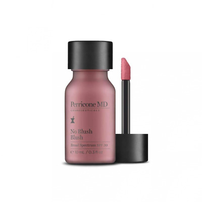 Perricone MD No Blush Blush Serum 10 ml Broad Spectrum SPF30 New No Box