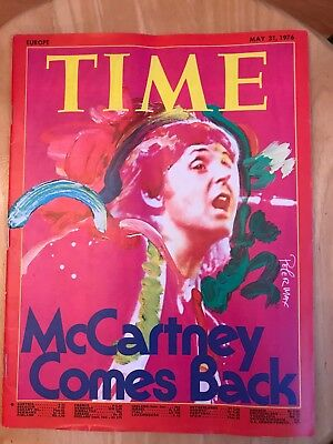 Time Magazine May 31, 1976