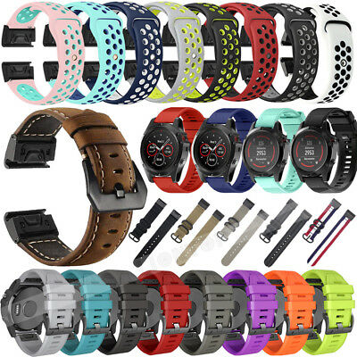 Various Quick Fit Sports Replacement Strap Watch Band for Garmin Instinct 22mm