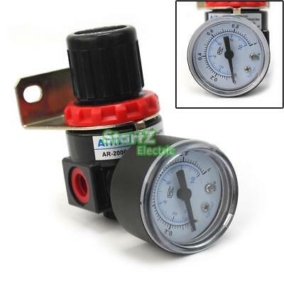 AR-2000 G1/4'' Pneumatic mini air pressure regulator treatment units