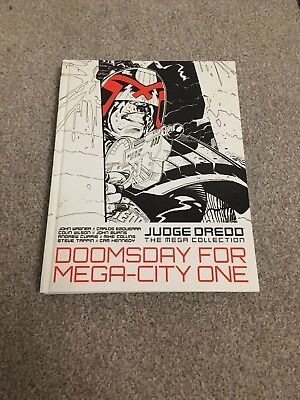 2000AD: JUDGE DREDD THE MEGA COLLECTION - Part 43 - DOOMSDAY FOR MEGA-CITY ONE