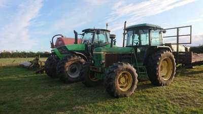 Due In John Deere 3650 40K  Wide Steep More Info To Come Md Plant