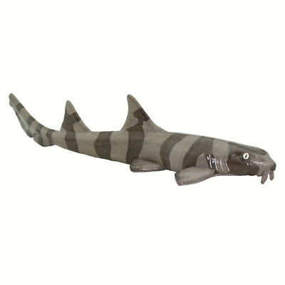 BAMBOO SHARK 2019 Safari Ltd Wild Safari Sea Life 100311 BROWN-BANDED