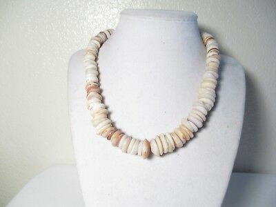 CLEARANCE SALE Puka Shell Necklace 85 Grams