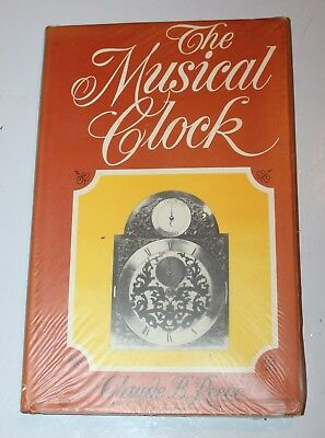 The Musical Clock, Claude B Reeve 1975 First HB/DJ