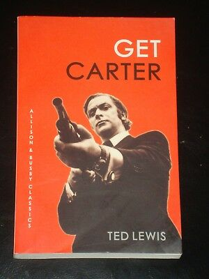 Get Carter By Ted Lewis English Paperback Book Free Shipping