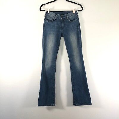 666b62035 TRUE RELIGION WOMEN S Becca Bootcut Twist Seam Supet T Jeans ...
