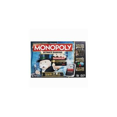 Monopoly Ultimate Banking  Tv