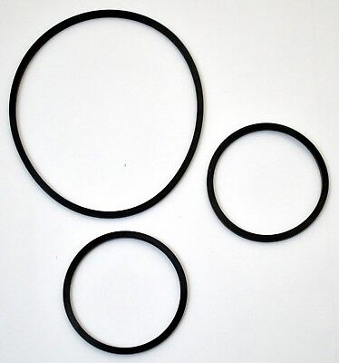 Pioneer PD-F1005 PD-F1006 PD-F1007 3 Belt Kit  for CD Changer Player