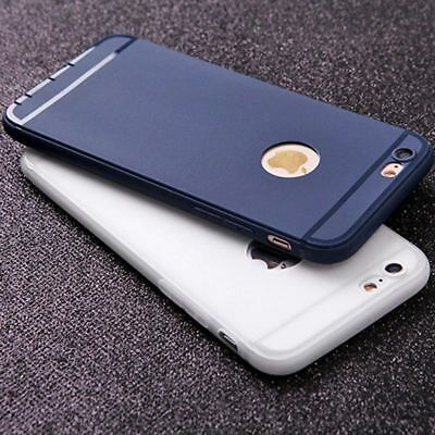 New Slim With Dust plug anti-dust Plug Case Cover For iPhone 7 6 6s Plus 5s se