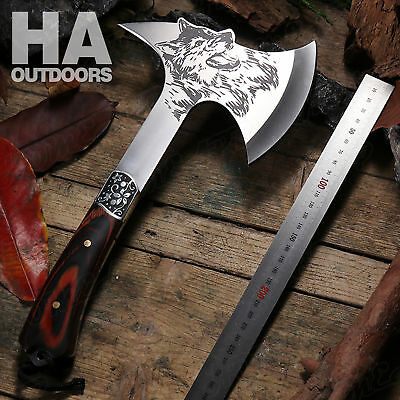 Multi-functional Axe Outdoor Survival Combat Tactical Emergency Hatchet F713