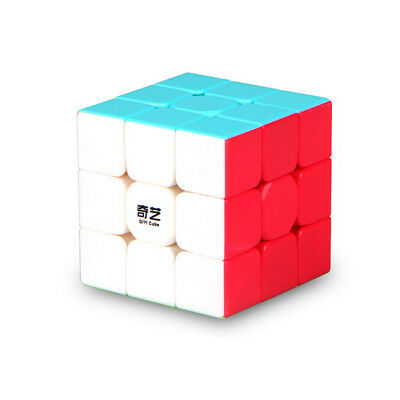 QIYI Warrior 3x3x3 Speed Magic Cube Professional Ultra-smooth Twist Puzzle Toys