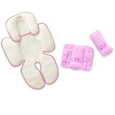 Summer Infant Snuzzler & Cushy Straps Complete Head and Body Support Set