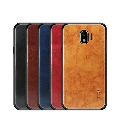 Mofi Pin Vintage Classical Faux Leather Case Cover for Samsung Galaxy J4 / J400F