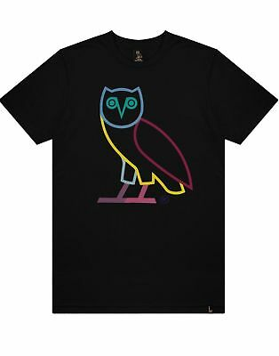 Neu !!! Octobers Very Own OG Owl Multi Color T shirt S - 5 XL Mann - Frauen