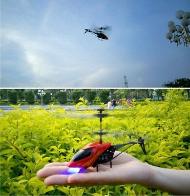 New Mini RC Helicopter Radio Remote Control Electric Micro Aircraft RC Drone Toy