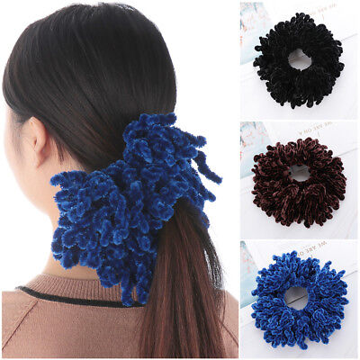 Bandana Scrunchie  Stretch Hijab  Elastic Headwear  Muslim Hair Band  Head Wrap