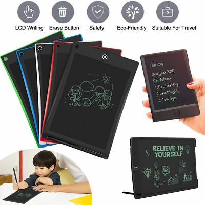 8.5'' 12'' LCD Electronic Digital Writing Pad for Boogie Board Tablet Drawing Q