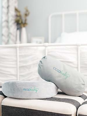 baby Pregnancy Wedge Pillow | Memory Foam Maternity Pillow for Body, Belly, Knee