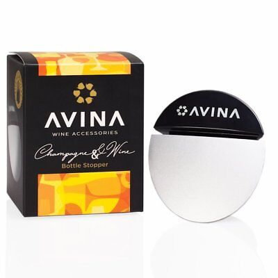 AVINA Premium Locking Champagne Bottle Stopper