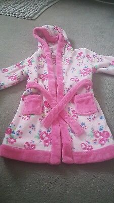 little girls dressing gown aged 1 1/2 to 2. Boots Mini Club