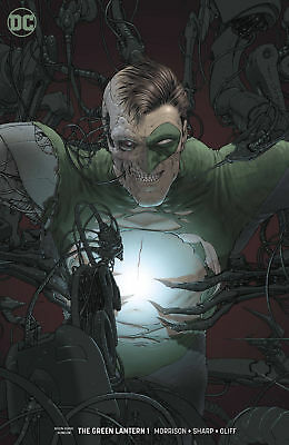 GREEN LANTERN #1 VARIANT EDITION DC COMICS Grant Morrisson - Quitely