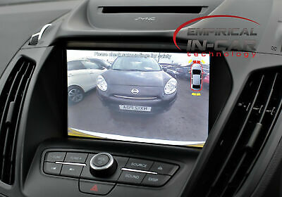 Ford Kuga 2015 - Onwards - Reversing Reverse Camera Kit