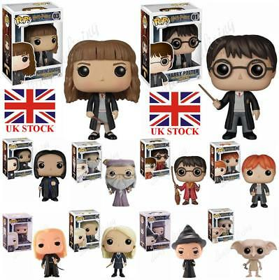HOT Funko Pop Vinyl Action Figure Toys Harry Potter Many movie game characters
