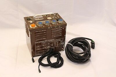Speedotron D402 400ws Brown line Power Supply TESTED