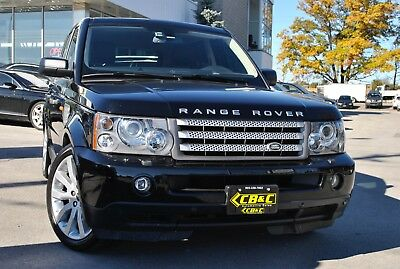 2006 Land Rover Range Rover Sport SUPERCHARGED! ONLY 24KM! 2006 Range Rover SPORT SUPERCHARGED! UNDER 15000 MILES! COLLECTOR CONDITION!
