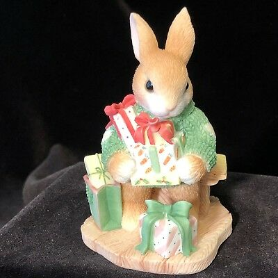 My Blushing Bunnies - Bless Some-Bunny With Holiday Cheer - #386901