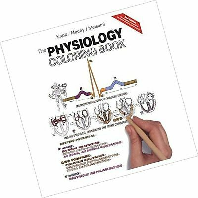 THE PHYSIOLOGY COLORING Book (2nd Edition)