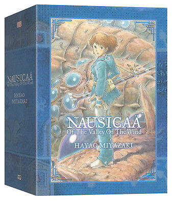Nausicaa of the Valley of the Wind Box Set by Hayao Miyazaki (Hardback, 2012)