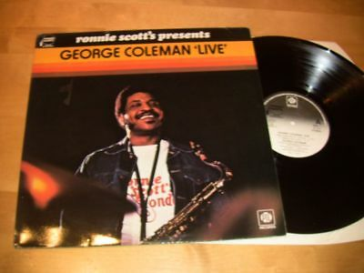 371 / George Coleman - Live / NM