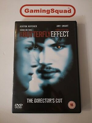 The Butterfly Effect DVD, Supplied by Gaming Squad Ltd