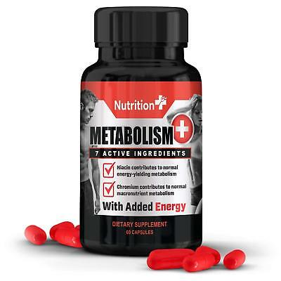 Metabolism Plus - 2 Free Gifts With Every Order - Weight Loss Management For Me