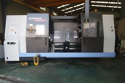 Doosan Puma 600 Cnc Turning Center New: 2013