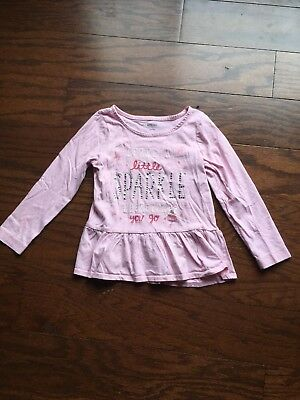 Girls Size 6 Top From Gymboree