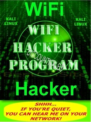 Kali Linux Live Dvd With Beginner's Guide To Hacking Included (How To Hack Wifi)
