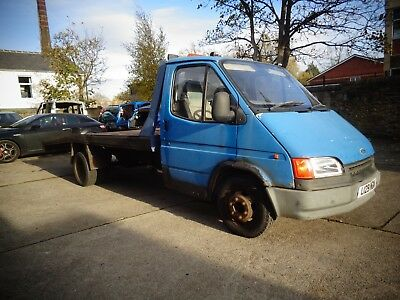94-L Ford Transit 2.5 Recovery Truck